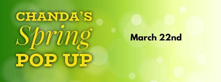 Chandas Spring POP UP