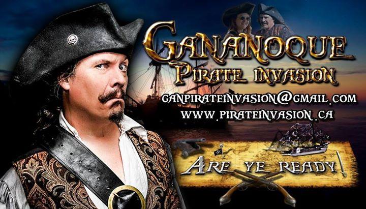 2018 Gananoque Pirate Invasion