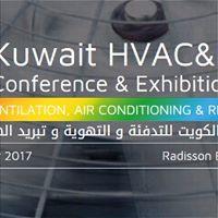Kuwait HVAC&ampR Conference &amp Exhibition