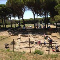 Visita agli scavi archeologici di San Gaetano a Vada