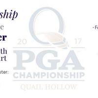 PGA Championship ProAm Scramble