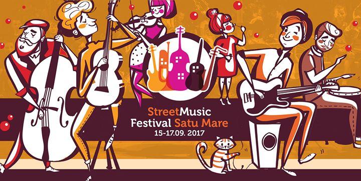 StreetMusic Festival Satu Mare