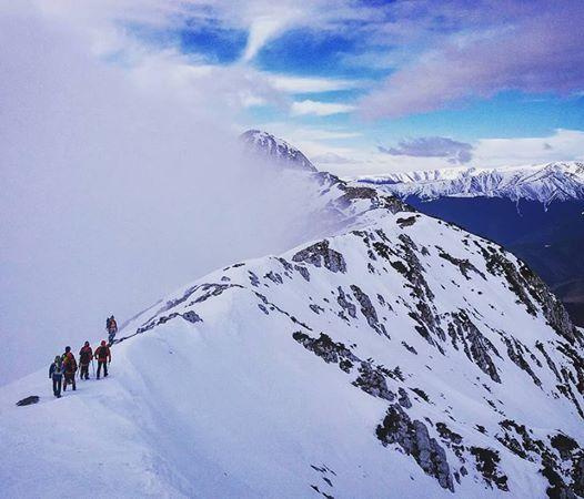 Iarna in Creasta Nordica a Craiului Turnu-Vf. Ascutit 26-27ian