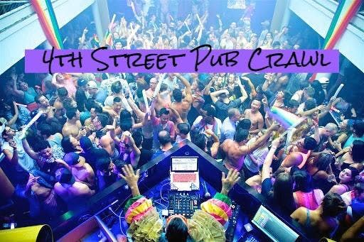 4th Street Pub Crawl