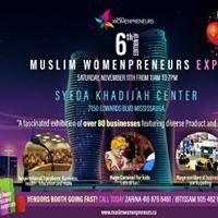 6th Edition Muslim Womenpreneurs Expo