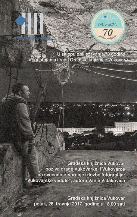 Otvorenje izlobe Vukovarske vedute