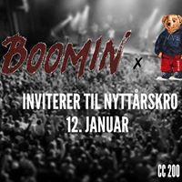 Boomin &amp Polo Bear inviterer til Nyttrskro