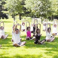 Yoga allaperto a Predappio