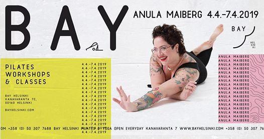 Anula Maiberg  Long Weekend at BAY