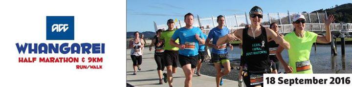 Whangarei half marathon