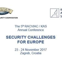 Conference &quotSecurity Challenges for Europe&quot