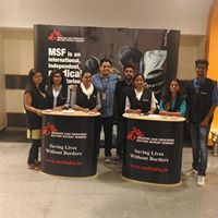 MSF India Fundraising Exhibition