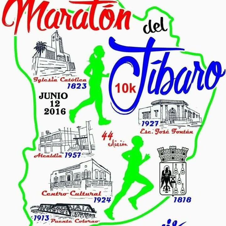 Maraton del jibaro at puerto rico manati for Rio grande arts and crafts festival 2016