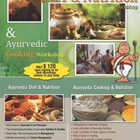 Ayurveda cooking &amp nutrition (Practical)