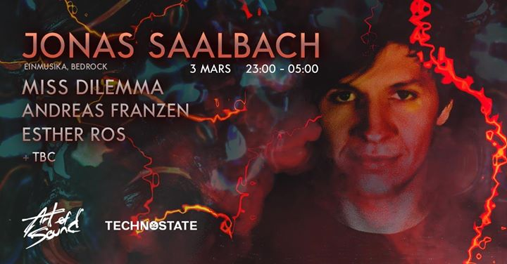 Jonas Saalbach by Art of Sound & Technostate