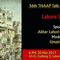 36th THAAP Talk by Akbar Lahori &amp Baba Najmi