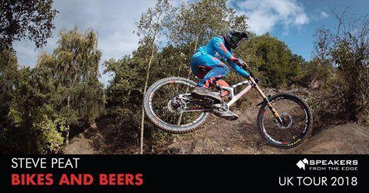 Steve Peat - Bikes & Beers