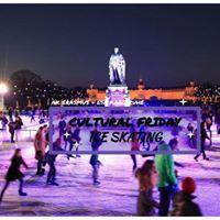 Cultural Friday Ice Skating