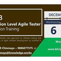 ISTQB Foundation Level Agile Tester Certification Training