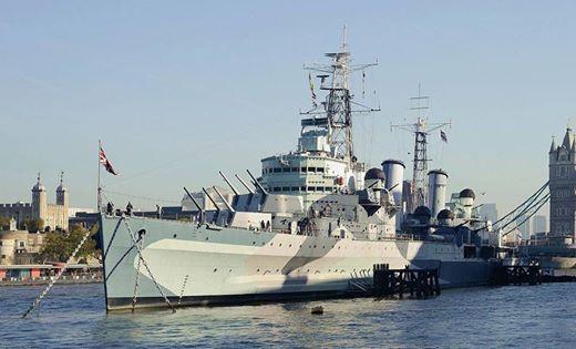 HMS Belfast Trip