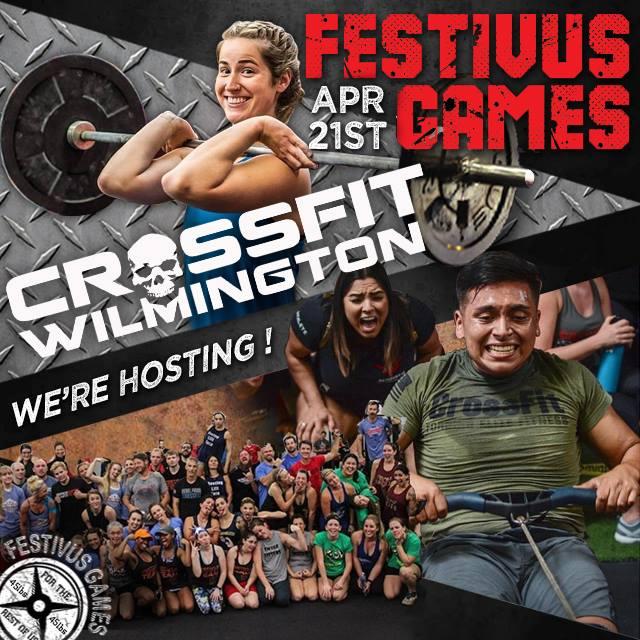 Festivus Games 2020.Festivus Games Hosted At Crossfit Wilmington Wilmington