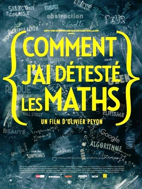 Comment jai dtest les Maths - screening & talk
