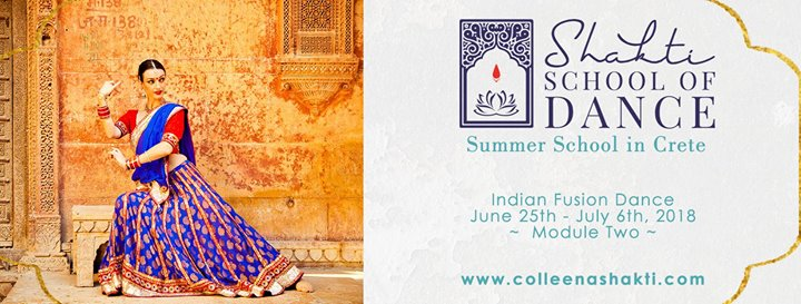 Indian Fusion Summer School in Greece (56hrs)