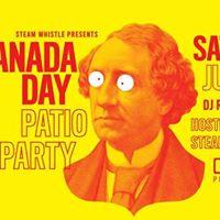Canada Day at Cinema