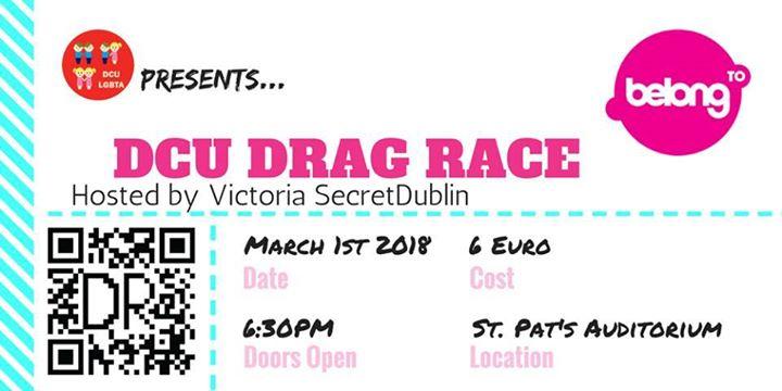 DCU Drag Race 2018