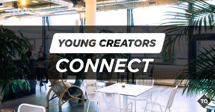 Young Creators Connect  17-01-2018  Claim je ticket nu
