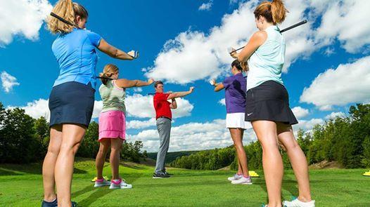 Ladies Golf School
