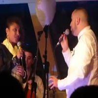 Concert de Nol  Sandy Coops &amp Halim Corto