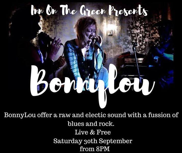 BonnyLou live & Free
