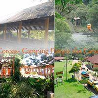 Trs Coroas - Camping Parque das Laranjeiras