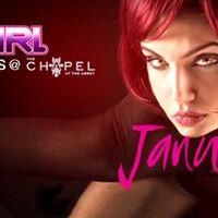 Altargirl at The Chapel DJ Dawna Montell is back