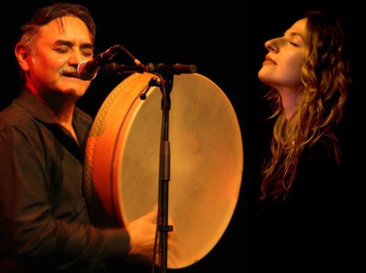 Glen Velez & Loire in Concert