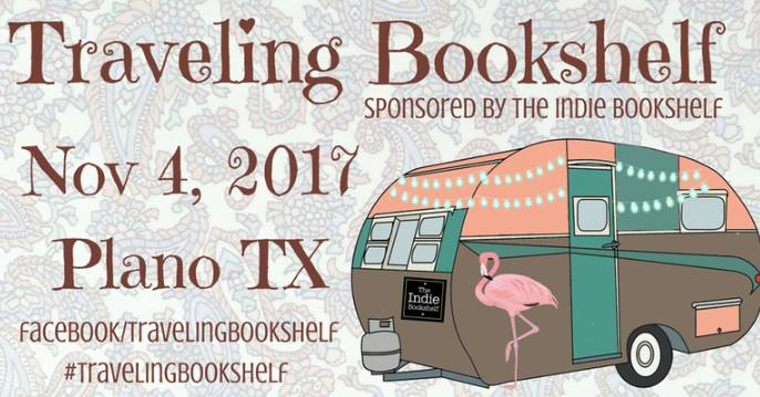The Traveling Bookshelf At Plano TX