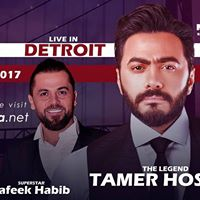 Wafeek Habib Usa Tour