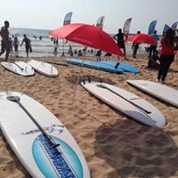 Stand Up Paddle Race -Part 1