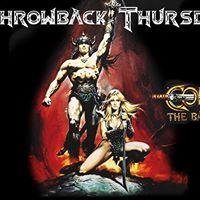 Throwback Thursday Conan the Barbarian (1982)