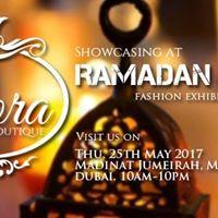 Nora at LF Ramadan Trunk Show