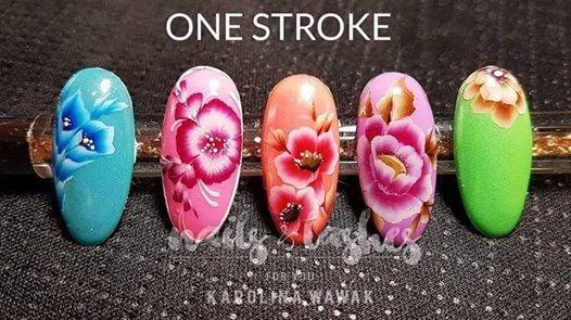One Stroke z Karolin Wawak