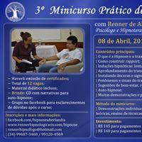 3 Minicurso Prtico de Hipnose - Renner Mariano - 08 de Abril