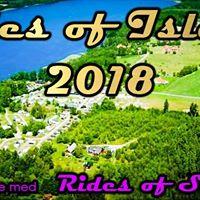 Rides of Island 2018
