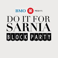 Do it for Sarnia Block Party