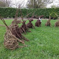 Willow Hare Sculpture Day - FULLY booked