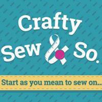 Crafty Sew&So