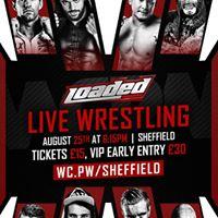 WCPW Live at Plug  Sheffield