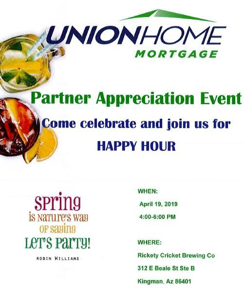 Union Home Mortgage Client Appreciation Party At Rickety