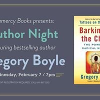 Author Night featuring Gregory Boyle